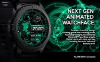 Smartwatch Planetary green_01