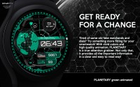 Smartwatch Planetary green_02